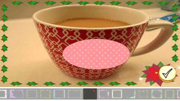 coffee mug photo frame screenshot 3