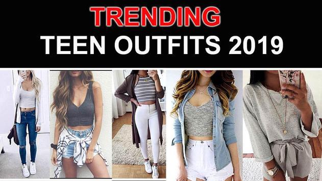 Teen Fashion 2019: Trends Summer fashion 2019 screenshot 1