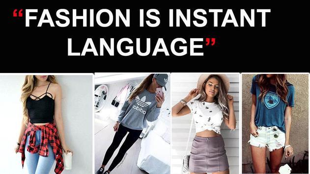 Teen Fashion 2019: Trends Summer fashion 2019 screenshot 3