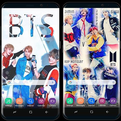 BTS wallpapers KPOP fans 2019 for Android - APK Download