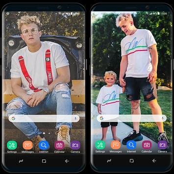Jake Paul Wallpapers HD 2019 screenshot 5