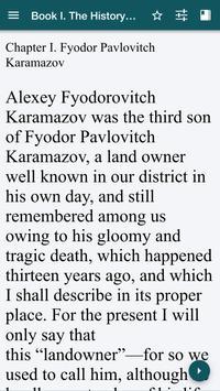 The Brothers Karamazov - Public Domain screenshot 1