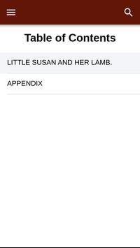 Little Susan and her lamb - Public Domain screenshot 1