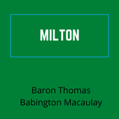Milton - Public Domain icon