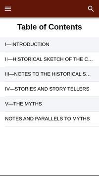 Myths of the Cherokee screenshot 1