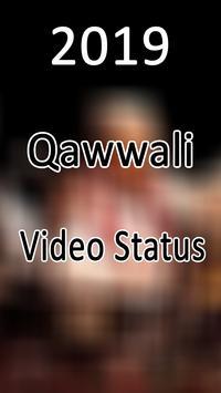 Qawwali video status poster
