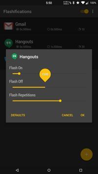 Flashifications screenshot 1