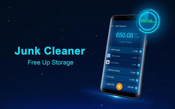 Cleaner - Faster cache cleaner screenshot 6