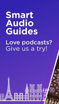 Vidi Guides: Paris & London Audio Tours poster