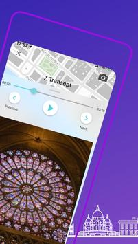 Vidi Guides: Paris & London Audio Tours screenshot 1