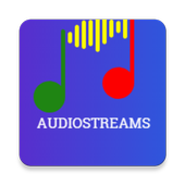 AudioStreams icon