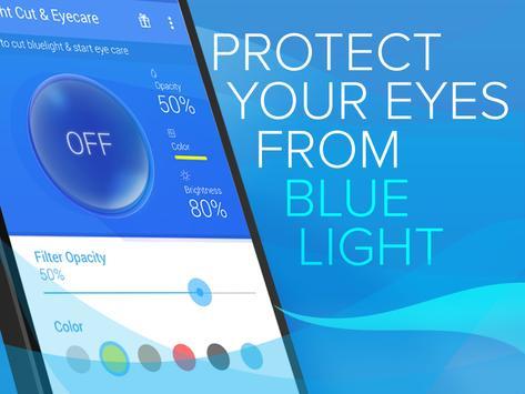 Blue Light Filter for Eye Care poster