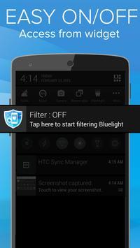 Blue Light Filter for Eye Care screenshot 3