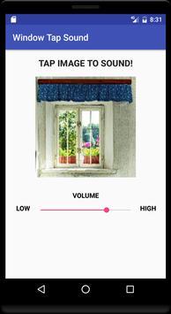 Window Tap Sound poster