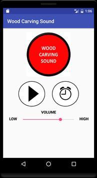 Wood Carving Sound screenshot 1