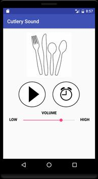 Cutlery Sound screenshot 2