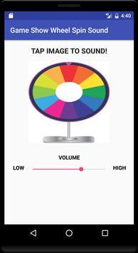 Game Show Wheel Spin Sound screenshot 1