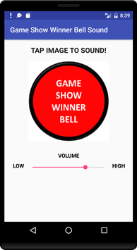 Game Show Winner Bell Sound poster