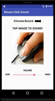 Mouse Click Sound screenshot 1