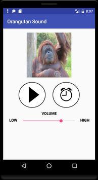 Orangutan Sound تصوير الشاشة 2