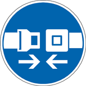 Seat Belt Sound icon
