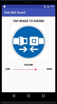 Seat Belt Sound poster