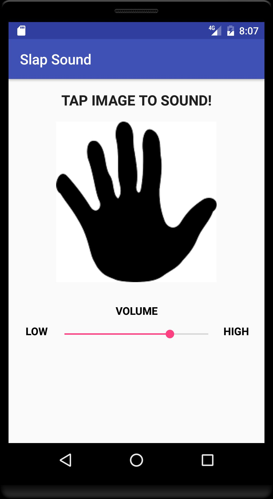 Slap Sound for Android - APK Download