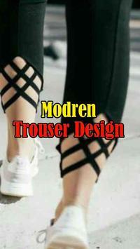 Modern Trouser Designs 2019 poster