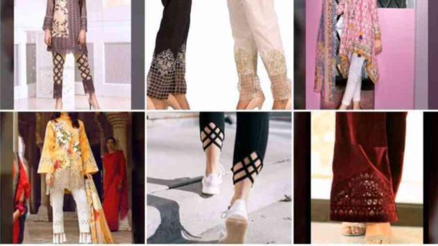 Modern Trouser Designs 2019 screenshot 1