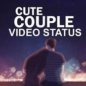 New Cute Couple Video Status: Sad and Love icon