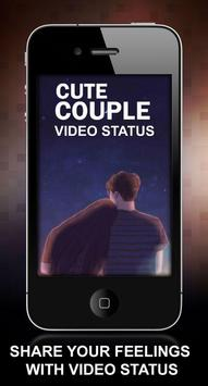 New Cute Couple Video Status: Sad and Love screenshot 4
