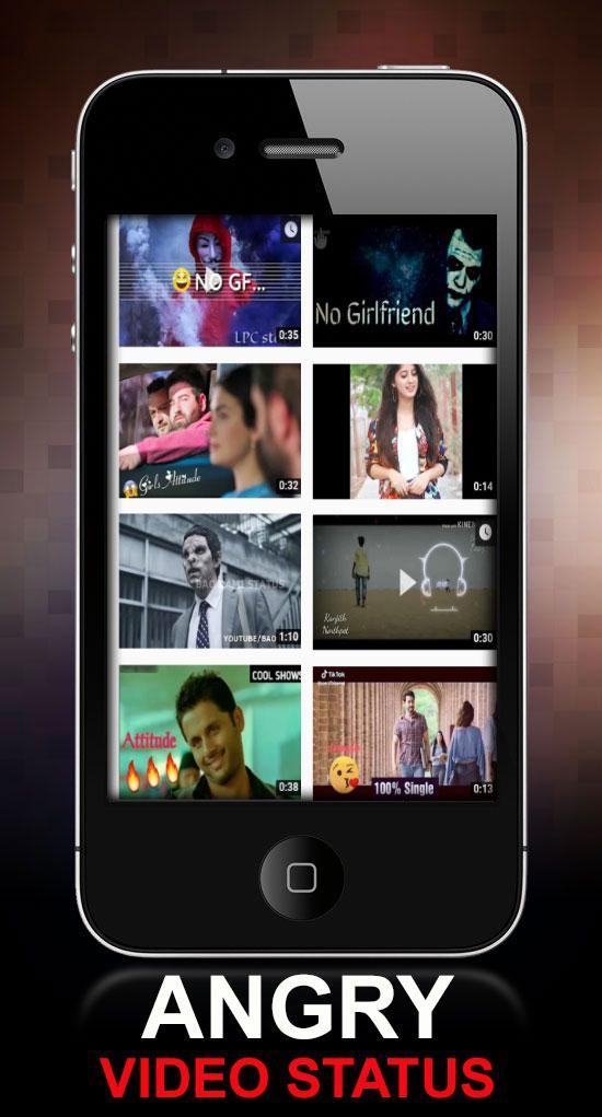 Angry Mood off Video Status: Broken Heart for Android - APK Download