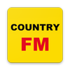 Country Radio Stations Online - Country FM Music ikona