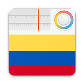 Colombia Radio Stations Online - Colombia FM AM icon