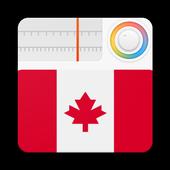 Canada Radio Stations Online - Canada FM AM Music icon