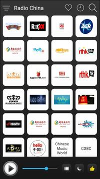 China Radio Stations Online - Chinese FM AM Music poster