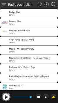 Azerbaijan Radio Station Online - Azerbaijan FM AM screenshot 2