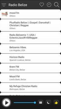 Belize Radio Stations Online - Belize FM AM Music screenshot 2