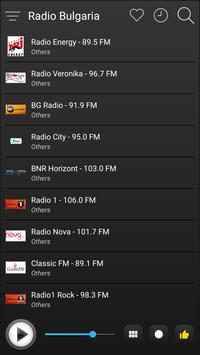 Bulgaria Radio Stations Online - Bulgarian FM AM screenshot 3