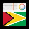 Guyana Radio Stations Online - Guyana FM AM Music icono