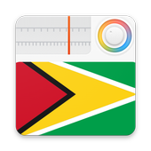 Guyana Radio Stations Online - Guyana FM AM Music icon