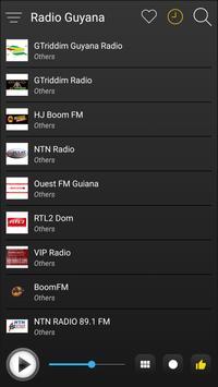 Guyana Radio Stations Online - Guyana FM AM Music screenshot 3