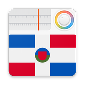 Dominican Radio Stations Online - Dominican FM AM icon