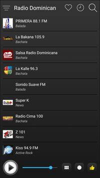 Dominican Radio Stations Online - Dominican FM AM screenshot 3