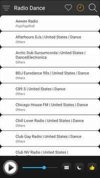 Dance Radio Stations Online - Dance FM AM Music screenshot 2