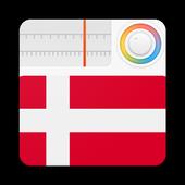 Denmark Radio Stations Online - Danish FM AM Music icon