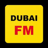 Dubai Radio Stations Online - Dubai FM AM Music icon