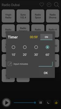 Dubai Radio Stations Online - Dubai FM AM Music screenshot 4
