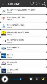 Egypt Radio Stations Online - Egypt FM AM Music screenshot 2
