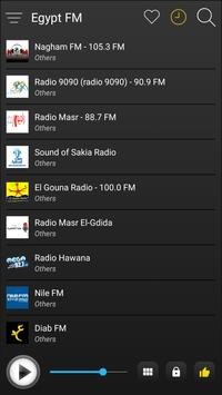 Egypt Radio Stations Online - Egypt FM AM Music screenshot 3